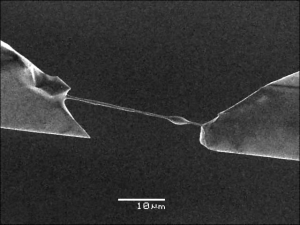 DNA nanotweezers
